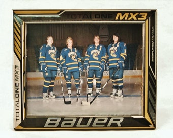 8 x 10 Hockey Stick Frame - FREE SHIPPING in US  (#6357)