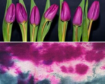 Lila Tulpe Sock Blank, 75/25 Indie Merinowolle nylon