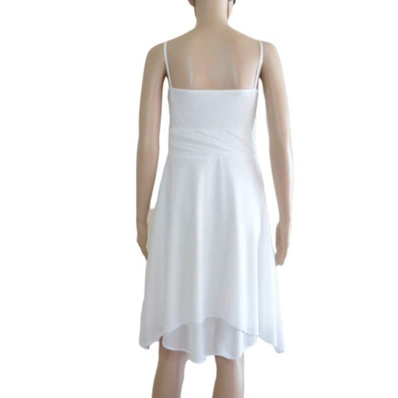 Bridesmaid Dress White Dress
