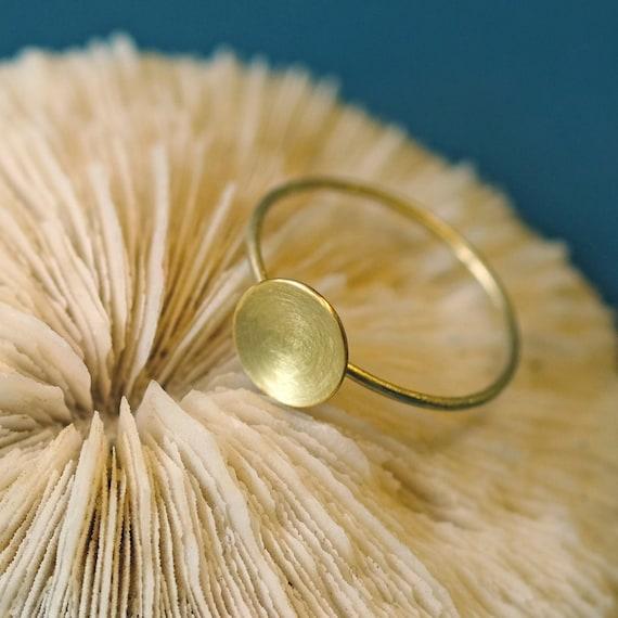 Ruso Rose//blanco oro 585 goldring anillo con Perla y CZ nuevo brillante
