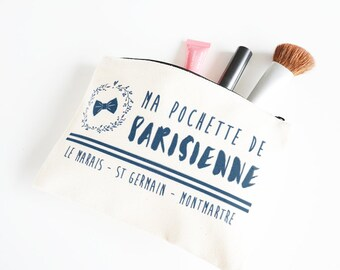 Pochette Parisienne girl Saint Germain