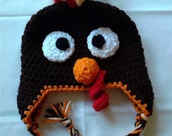 Turkey Hat / Animal Hat