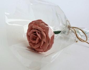e3a3811ab0 Valentine s Day Pink Ceramic Rose