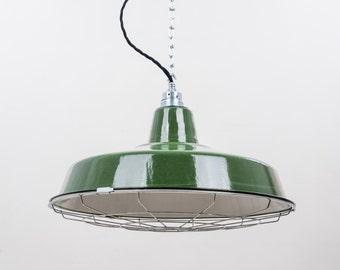 Lampada Vintage Industriale : Lampada industriale etsy