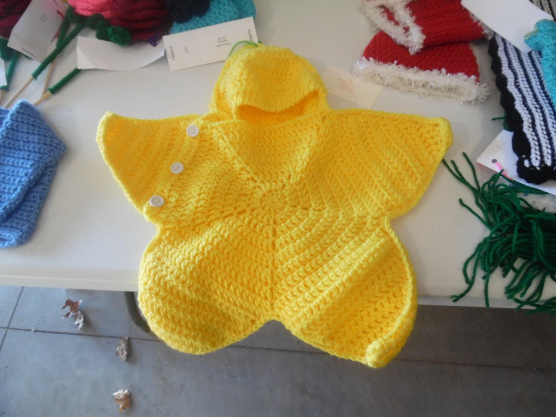 Twinkle Star Crochet Baby Bunting Etsy