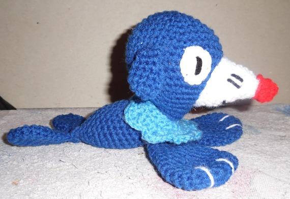 My latest creation! Pokemon amigurumi slippers! What do you think ... | 392x570