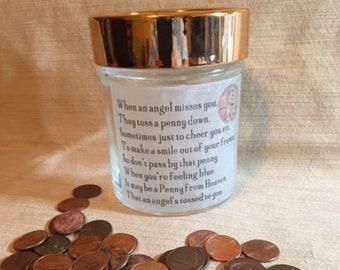 Penny Jar Etsy