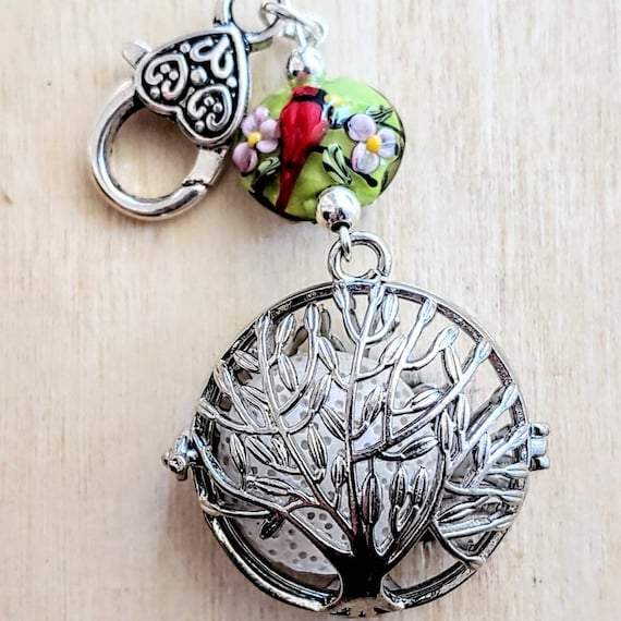 Red Robin Tree of Life Diffuser