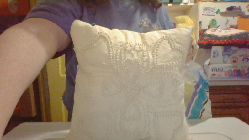 Heart pillow III