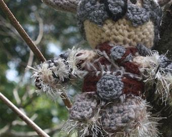 Crocheted Little Dovahkiin fb53fed698