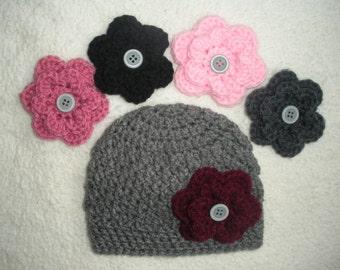 Crochet Baby Hats Etsy