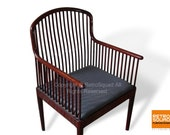 Vintage Davis Allen quot Andover quot Chair from Stendig Knoll quot Exeter quot Chair