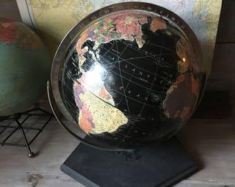 "Vintage Replogle 12"" Starlight Globe"