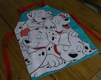 Vintage 101 Dalmatians Childs Apron