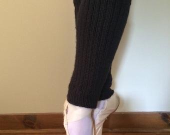 Leg Warmers: Black