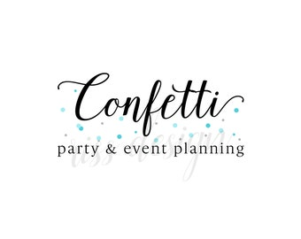 event planning logo etsy