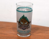 Vintage November 26th, 2002 Breeders Cup Arlington Park, Arlington Heights, Il Horse Race Collectable Mint Julep Drinking Glass Tumbler