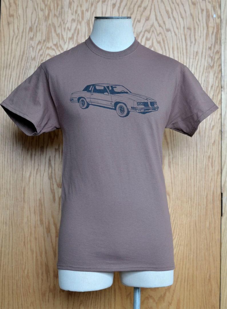Oldsmobile Hurst Olds Retro Classic Car Logo T-shirts S,M,L,XL,2X,3X,4X,5X New
