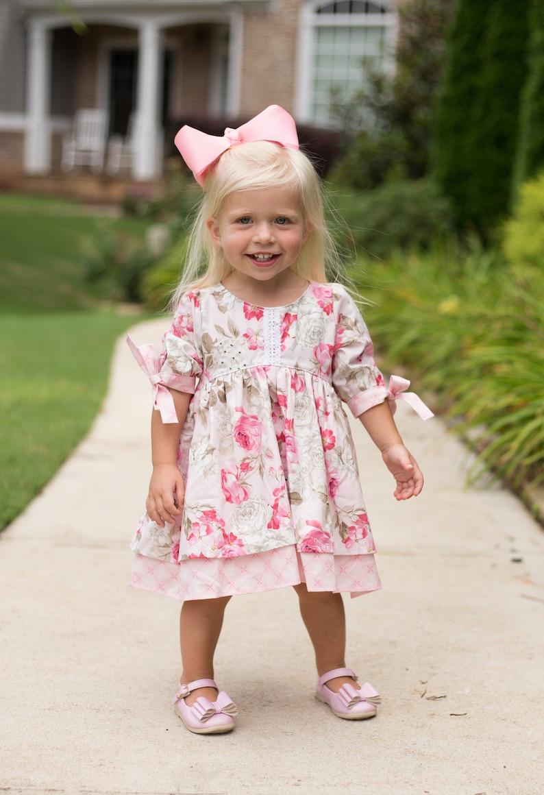 9ebda5172 Little Girls Dress Baby Girl Dress Toddler Girl Dress