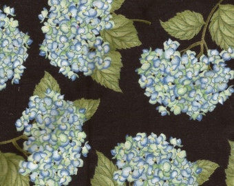 ORTENSIA BLUE 100/% cotone tessuto Anatra dal METRI Cath Kidston