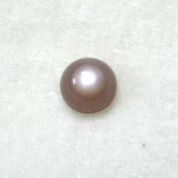 NATURAL CHOCOLITY MOONSTONE Cabochon Gemstone