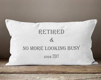 Retirement Gift for Man, Retirement Gift, Look Busy, Retirement Gifts For Women, Retirement, Retirement Gifts for Men