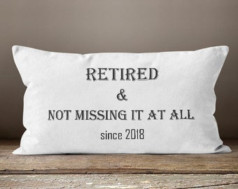 Retirement Gifts, Retirement Gift Her, Retirement Women, Women's Retirement Gifts, Retired and Not Missing It At All