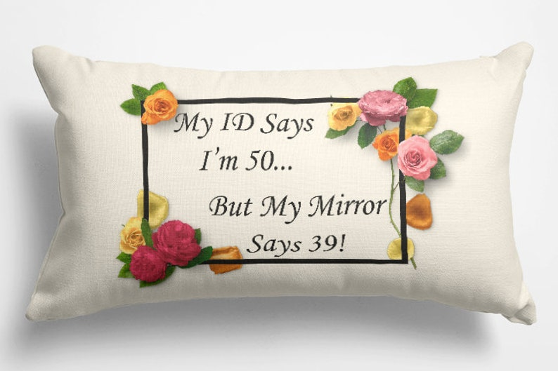 50th Birthday Gift For Women 50 And Fabulous Gifts Mom