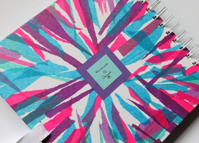 Photo album Planner journal Photo Journal. Scrapbook album Wedding planner book Student planner Women gift Sketchbook Bullet journal