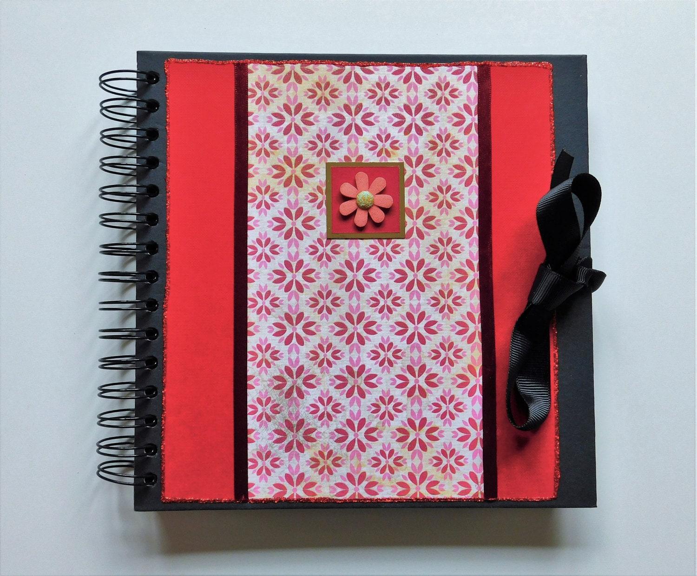 Scrapbook album, Photo gift for her, Teenager birthday ideas, Cute ...
