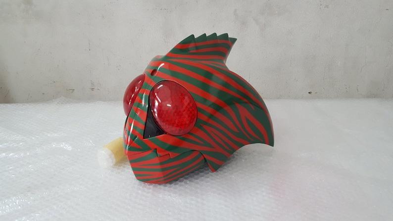 Amazon Kamen Eyes Helmet Masked V6 Ukitwxpzo Propetsy Led Rider tQoBhrdCxs