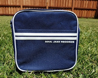 Soul/Jazz 45 Carrying Case