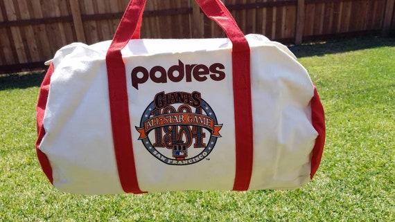 Vintage SD Padres Duffel Bag