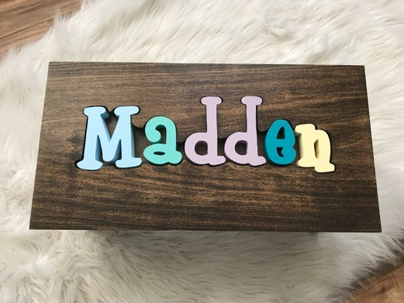 Superb Personalized Puzzle Name Step Stool Caraccident5 Cool Chair Designs And Ideas Caraccident5Info
