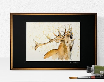animal art (originals)