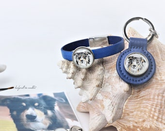 35-58EUR hand-painted, push button, custom design easy change, snaps, with or without leather braid bracelet, ring, cufflinks or necklace