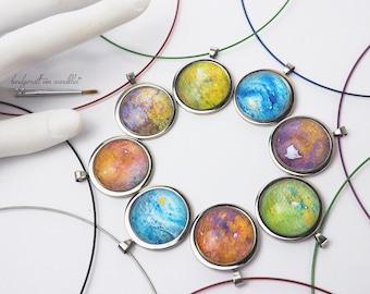 handpainted jewelry