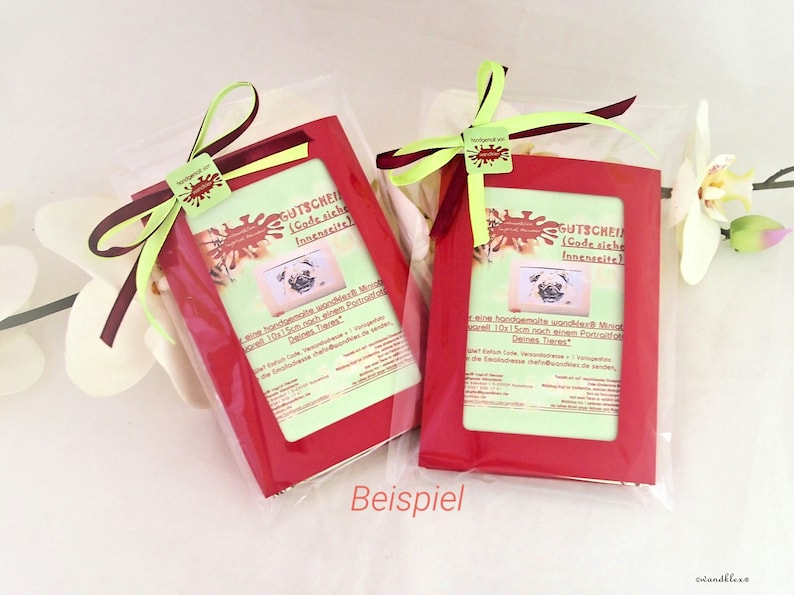 gift wrapped Voucher for 15-400 EUR value of goods for image 0