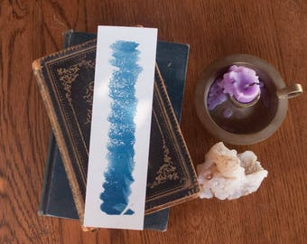 Cyanotype Bookmark