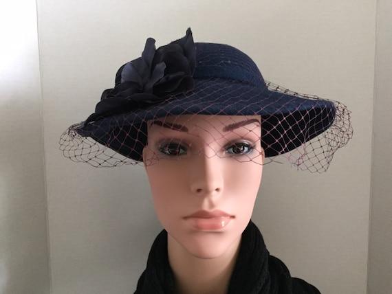 Vintage Betmar Hat  5eaf75a7a65