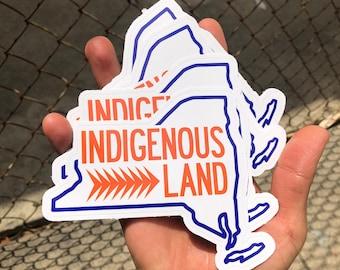 Indigenous Land (NY)