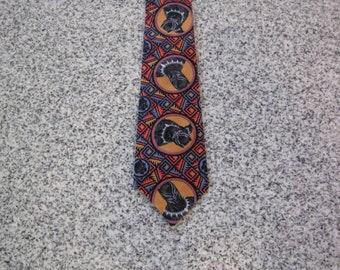 Men's Pop Culture Neckties Ties handmade gift Star Wars Star Trek Marvel DC Harry Potter Doctor Who Denver Broncos