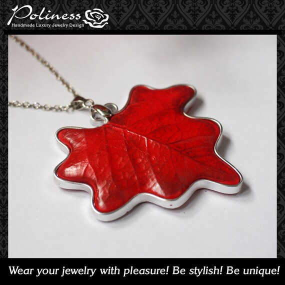 Maple Leaf Canada Symbol Gift Nature Jewelry Pendants Etsy