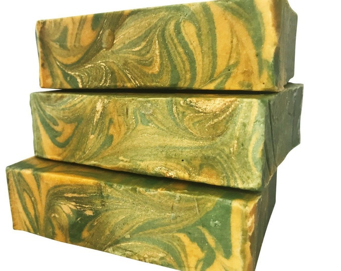 Stark Honor-Games of Thrones Inspired Soap- Rosemary, Lime, Grapefruit,  Basil