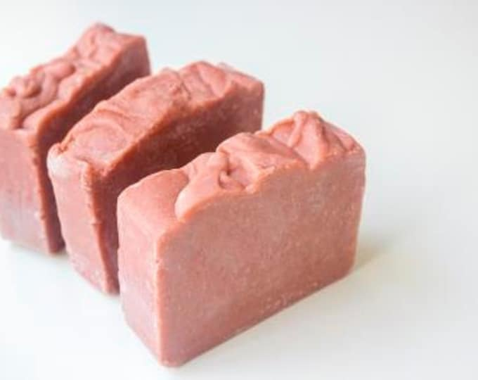 Geranium, Lavender and Shea Butter Cold Process Homemade Soap – Princess Borgia Soap Inspired by Lucrezia Borgia