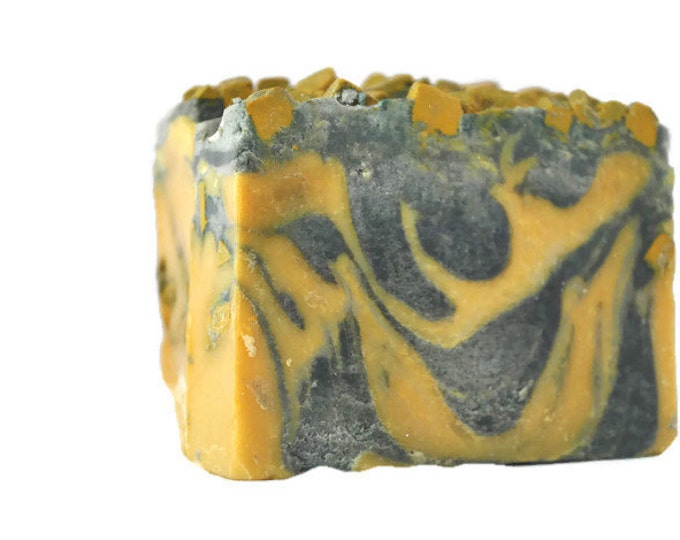 Lavender, Cedar Shea Butter Soap Inspired by Game of Thrones-Lannister Gold