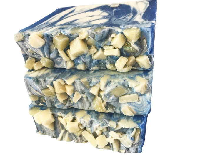 Beyond the Wall-Games of Thrones Inspired Soap-Eucalyptus, Rosemary, Lavender, Peppermint