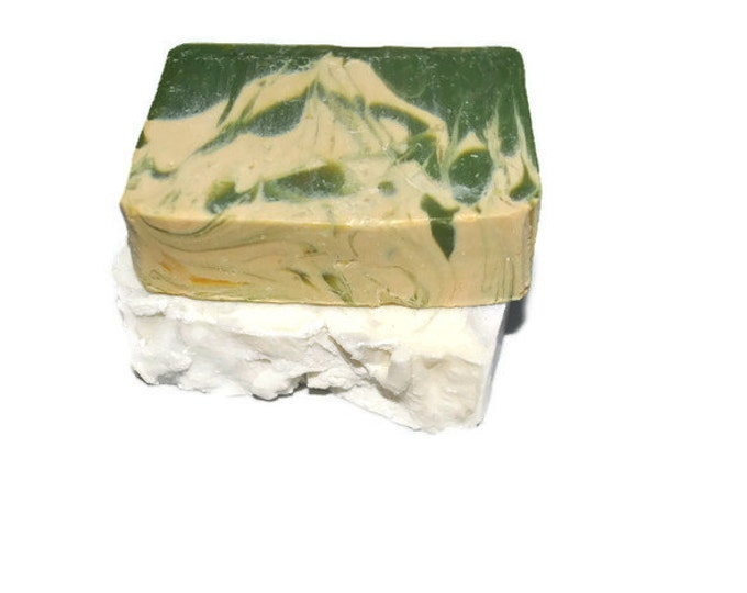 Royal Libations Handcrafted Soap Gift Set: Set of 2 Soaps, Champagne & Pinot Grigio- Blowout Sale