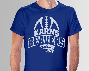 0a9ae26ee7e Karns Beavers T Shirt