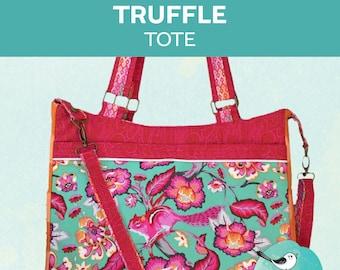 Truffle Tote ~ PDF Pattern by CloBird Designs